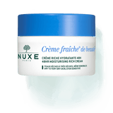 Nuxe Fraiche de Beaute Moisturizing Rich Cream 48h 50ml