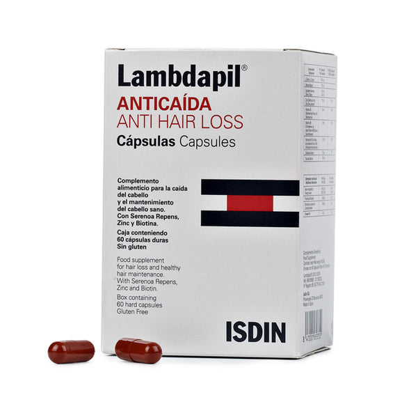 Isdin Lambdapil Anti Hair Loss Capsules