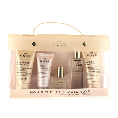 Nuxe Travel Set Beauty Ritual Prodigieuse