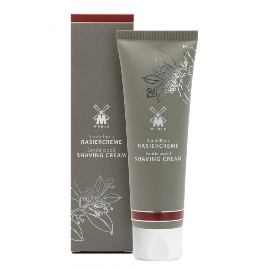 Muhle Sandalwood Shaving Cream 75ml