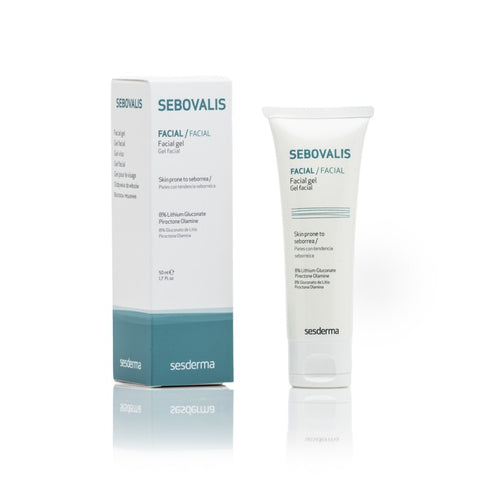 Sesderma Sebovalis Facial Gel 50ml