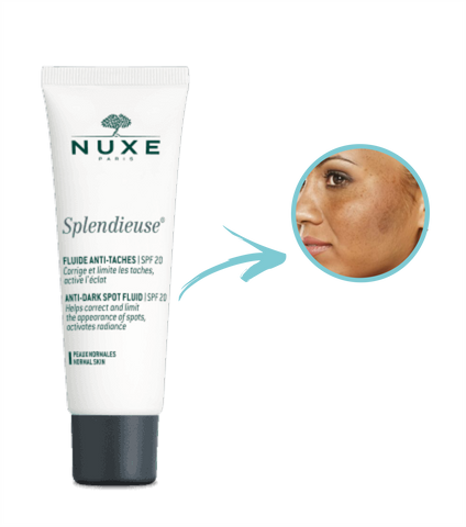 Nuxe Splendieuse Anti-Dark Spots Fluid SPF20 50ml