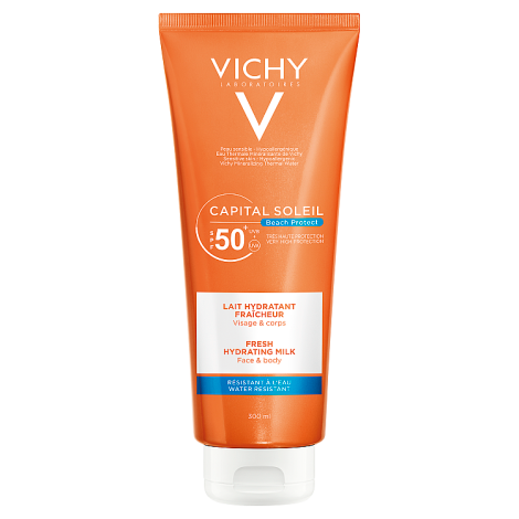 Vichy Capital Soleil Beach Protect Anti-Dehydration Spray FPS 50+