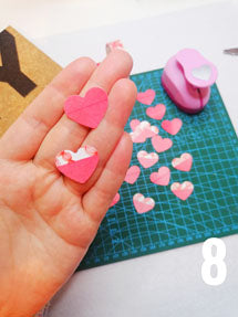 takkti DIY how to make washi tape stickers