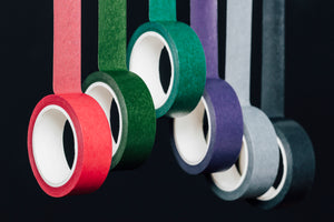 colored washi tape bundle - takkti