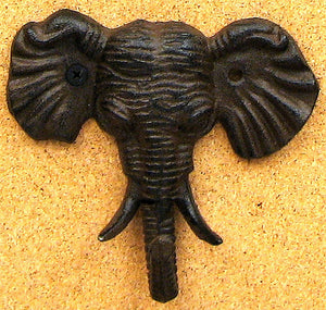 Elephant Hook Set of 4