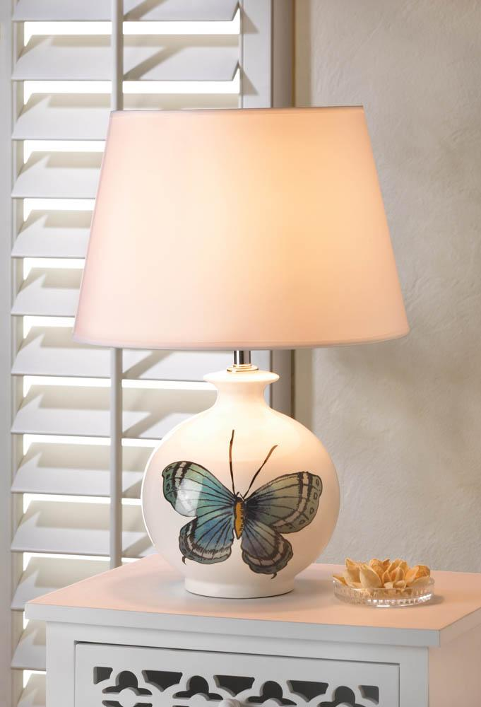 Gallery Butterfly Lamp