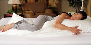 "20""X 60"" BODY PILLOW - EXTRA LARGE - RECOMMENDED FOR PEOPLE 5'10"" AND TALLER"