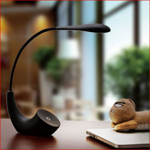 Desk lamp USB led Table Lamp LED Table lamp with Clip Bed Reading book Light LED Desk lamp Table Touch 3 Modes Night Light