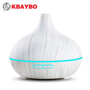 300ml Air Humidifier Essential Oil Diffuser  Aroma Lamp Aromatherapy Electric Aroma Diffuser