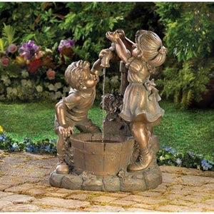 Fun & Play Water Fountain