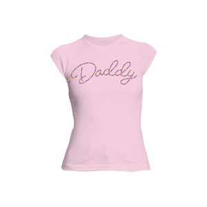 Daddy Pride Tee- Baby Doll