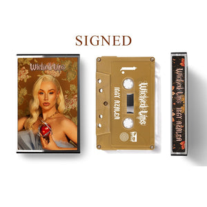 (Signed) Wicked Lips Tape