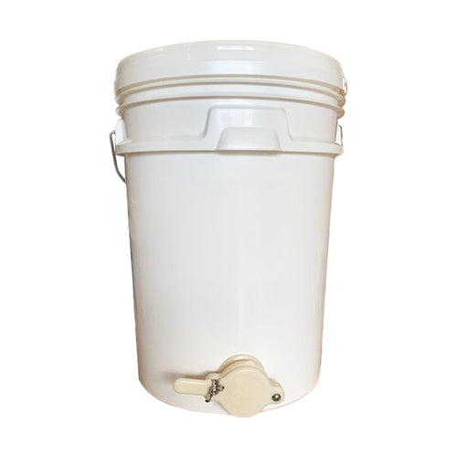 30kg Bucket with Honey Gate