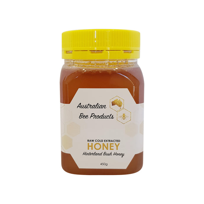 Honey Hinterland Bush 450g-900g