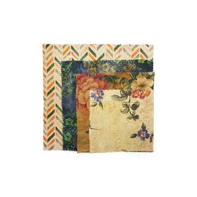 Load image into Gallery viewer, 100% Beeswax Food Wraps (4 Pack)