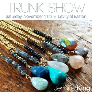 Trunk Show at Levity of Easton