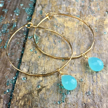 Maui Hoop Earrings