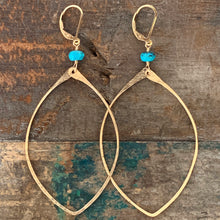 Sanibel Turquoise Earrings