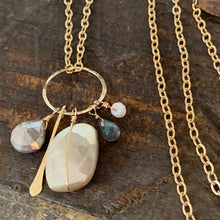 Olivia Necklace - Moonstone