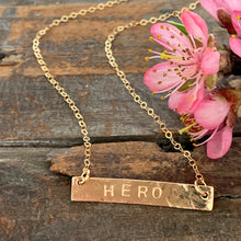 HERO Necklace | Give Back