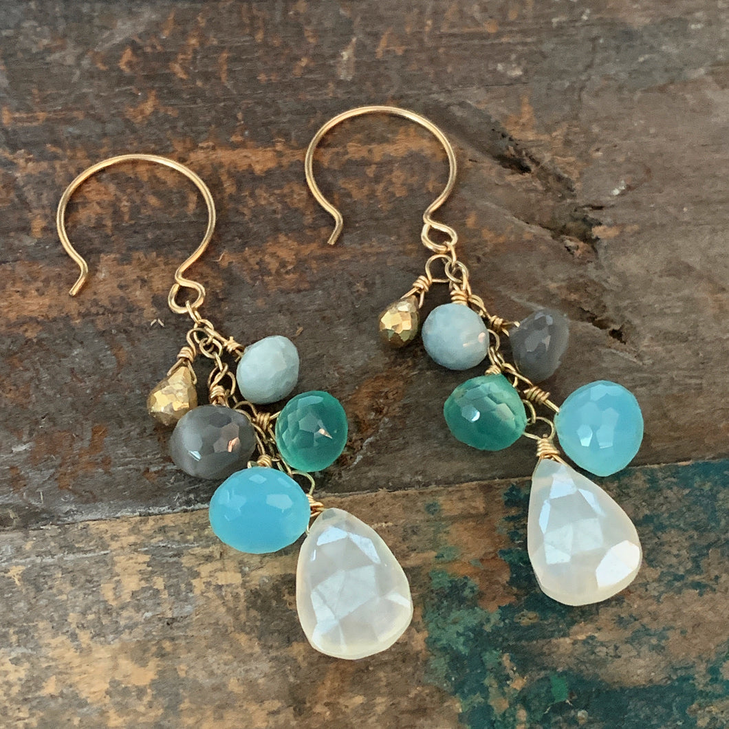 Athena Earrings