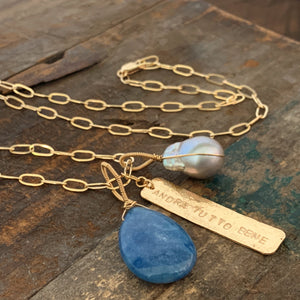 Treasures Necklace / Andra' Tutto Bene