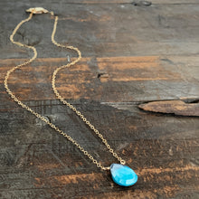 Allie Necklace / Moonstone