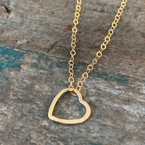 Heart Necklace - Small