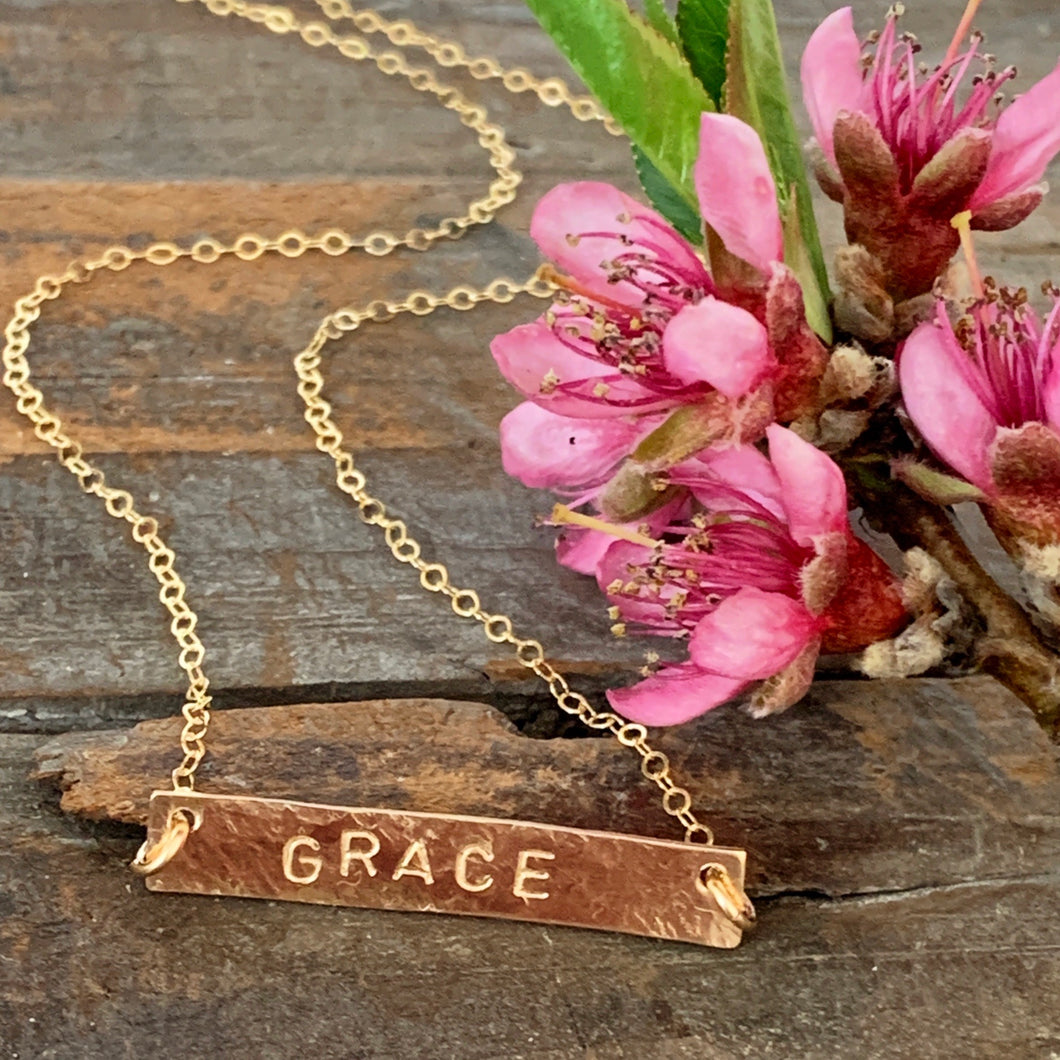 GRACE Necklace | Give Back