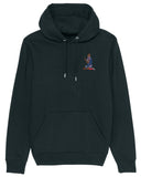 Sweat Capuche Thuram 98 brodé