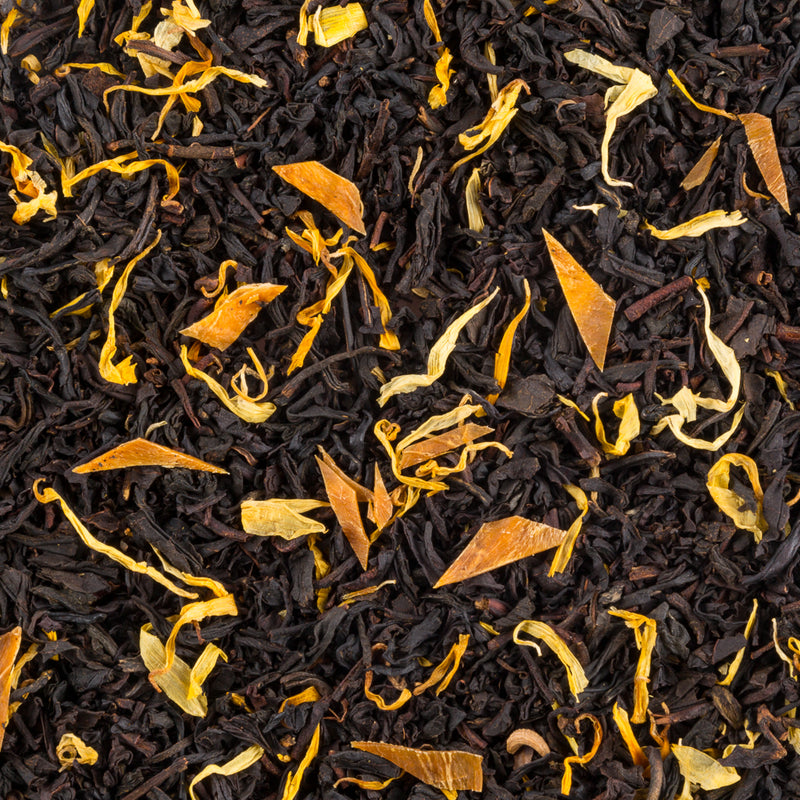 Apricot Black - Tea and Chi
