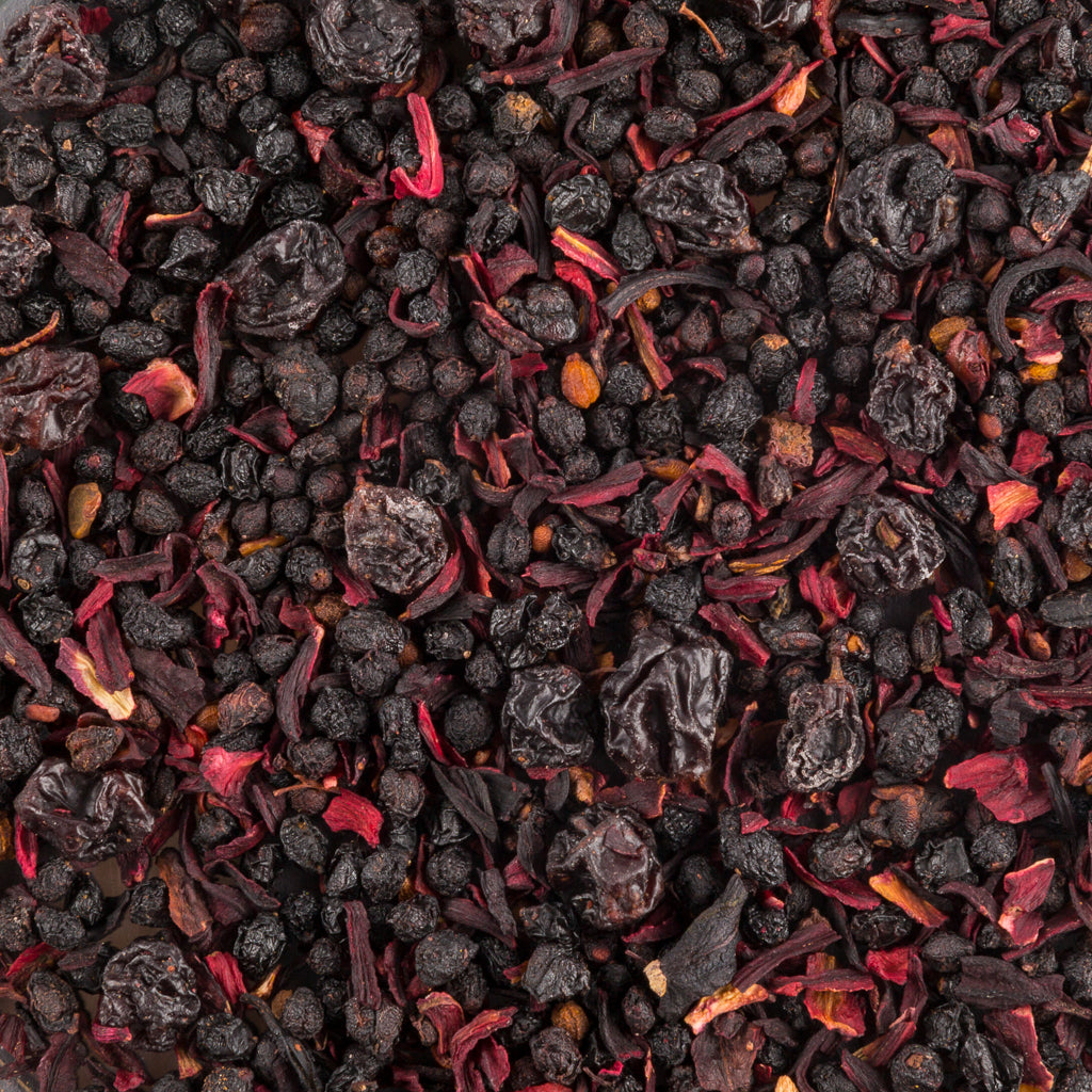 Berry Berry, Organic Fruit Tea - Tea and Chi