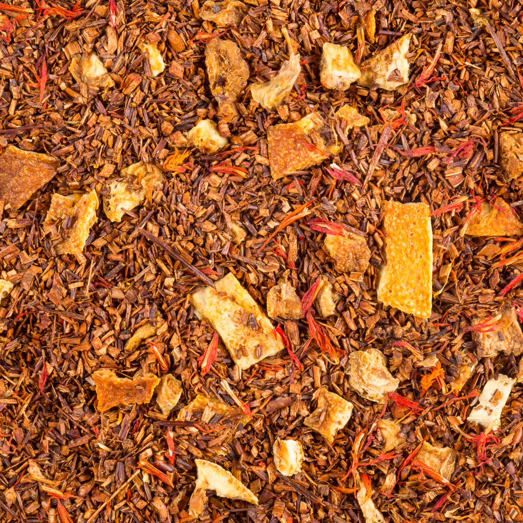 Blood Orange Rooibos, Organic - Tea and Chi