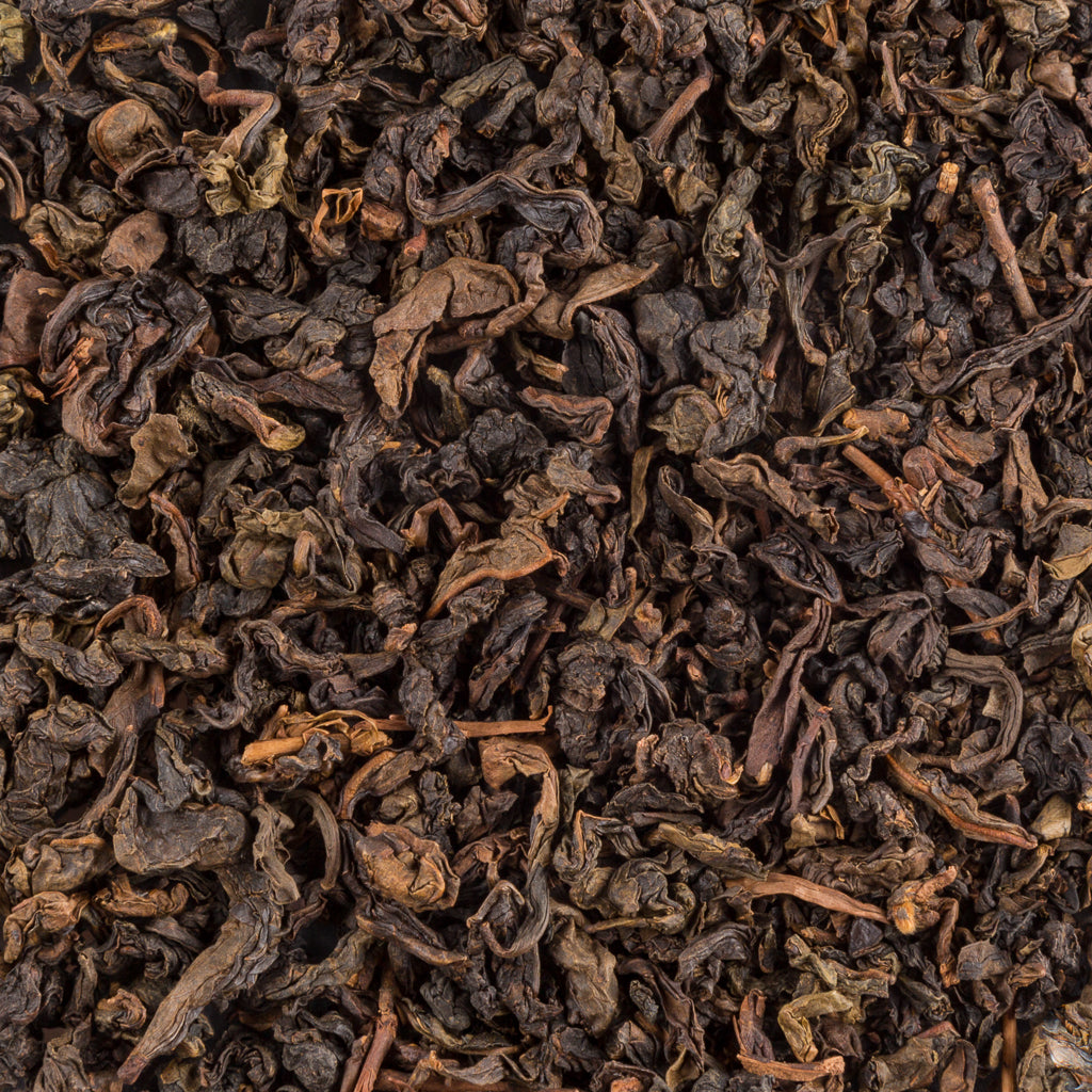 China Oolong - Tea and Chi