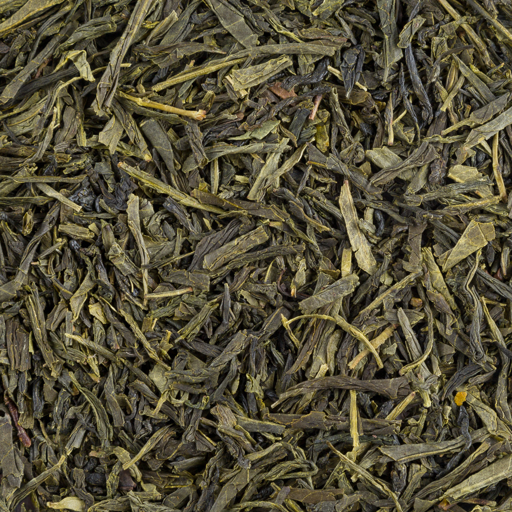 China Sencha, Organic - Tea and Chi