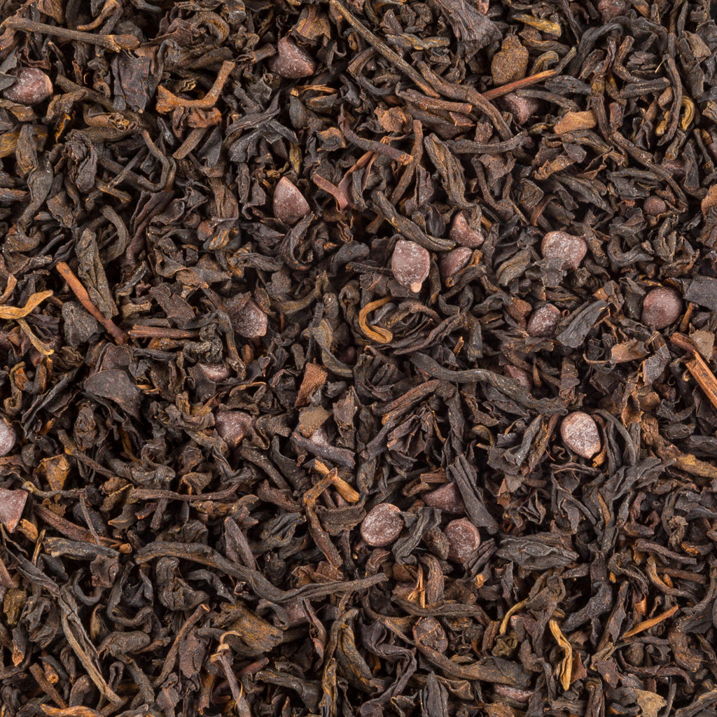 Chocolate Pu'er - Tea and Chi