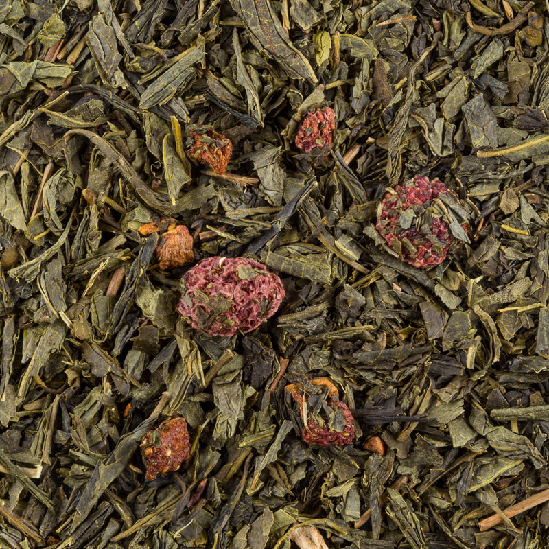 Orange Passion Sencha Green