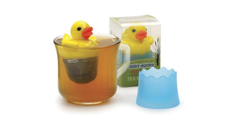 Floating ducky infuser - Tea and Chi