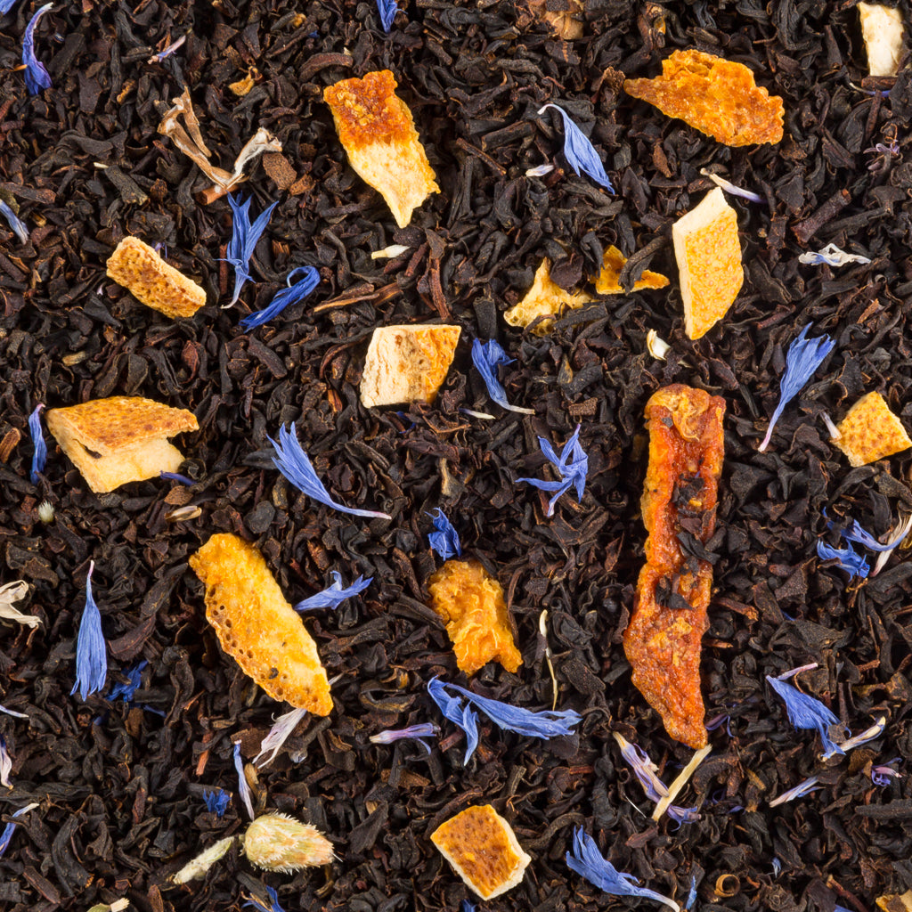 Earl Grey Blue, Organic - Tea and Chi