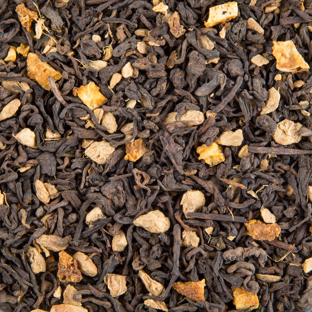 Ginger Pu'er, Organic - Tea and Chi