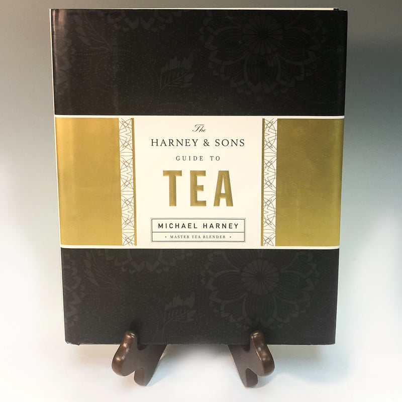 Tea Cuisine by Joanna Pruess and John Harney