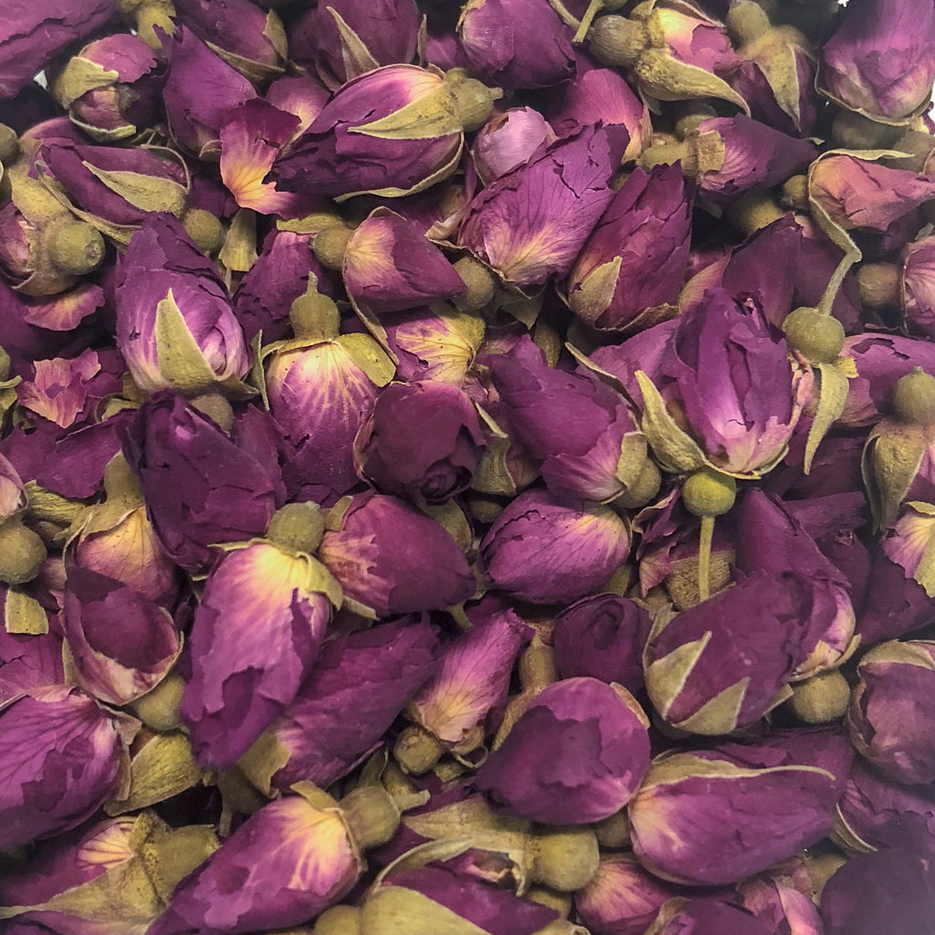 Rose Buds, Organic - Tea and Chi