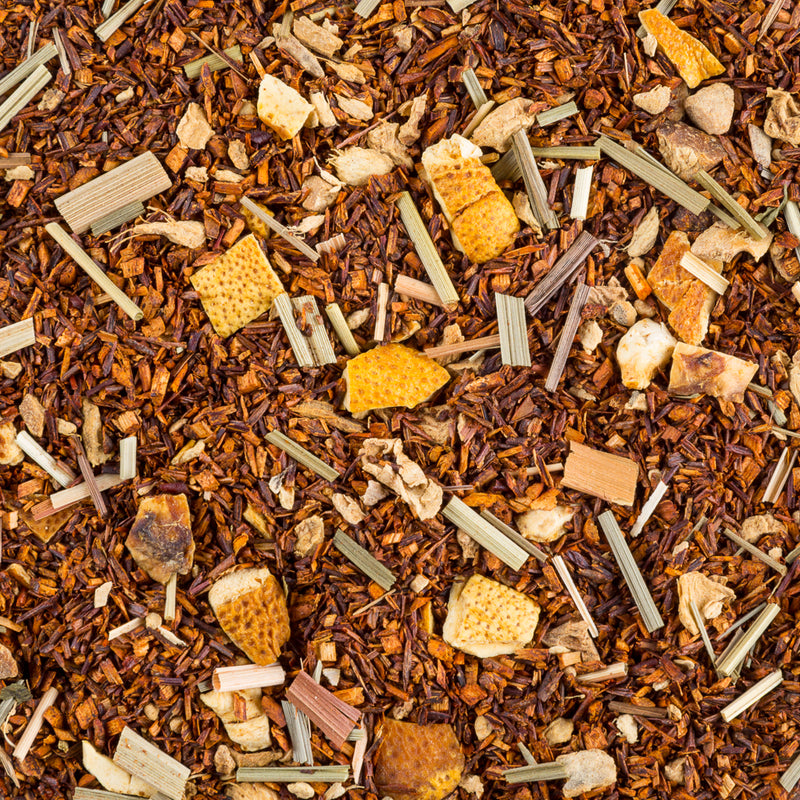Lemon Ginger Rooibos, Organic - Tea and Chi