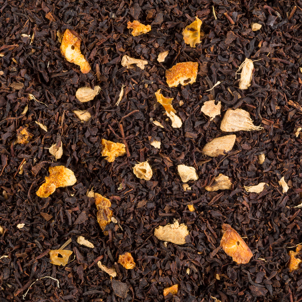 Mandarin Ginger, Organic - Tea and Chi
