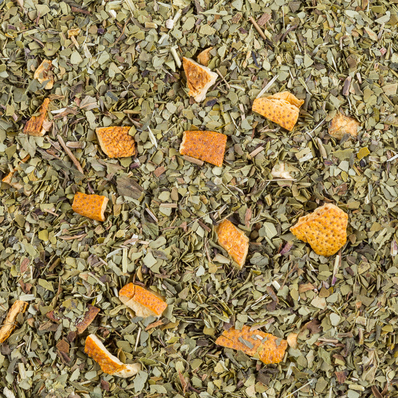 Yerba Mate Minty Lemon, Organic - Tea and Chi