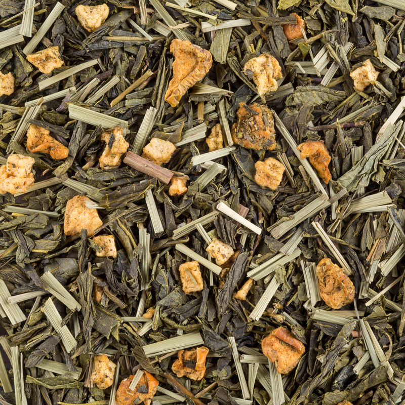 Orange Passion Sencha Green - Tea and Chi