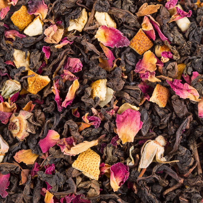Lemon Rose Oolong - Tea and Chi
