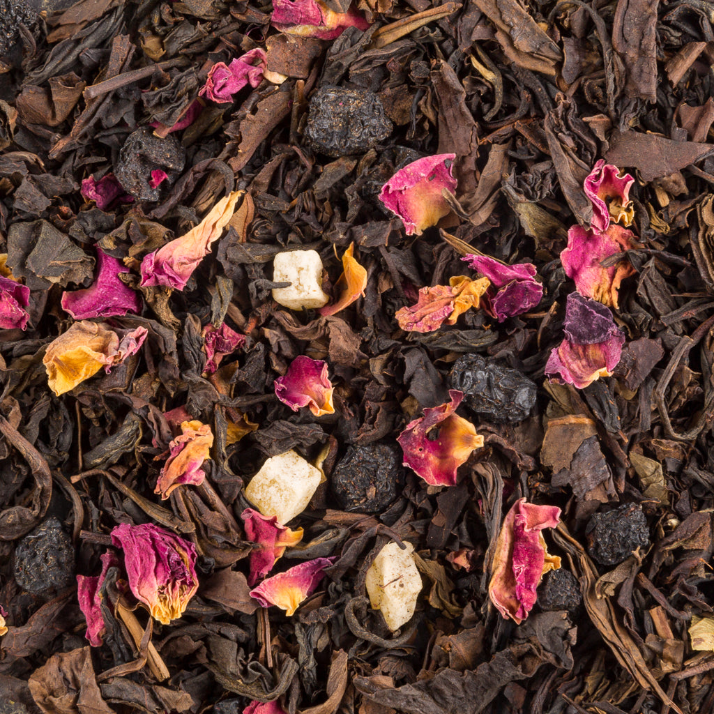 Shalimar Oolong - Tea and Chi