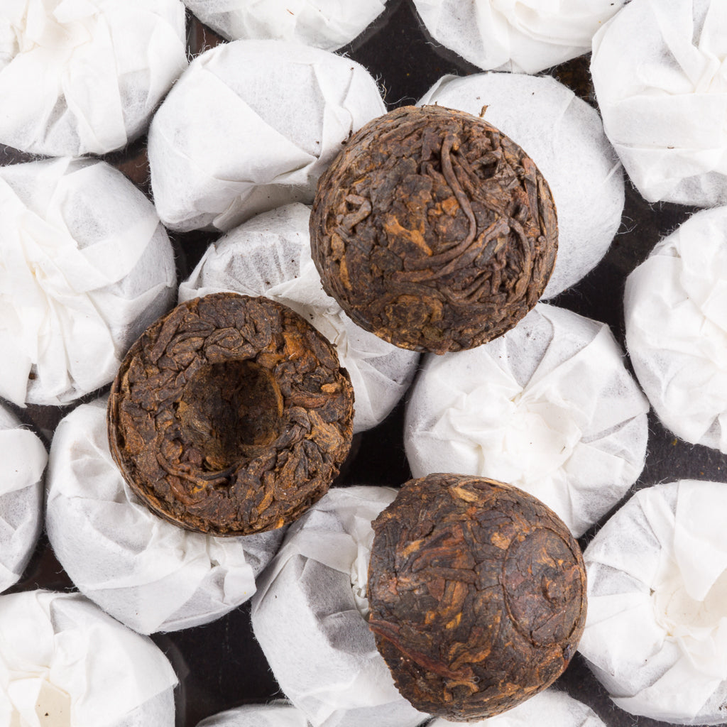 Mini Tuocha Pu'er, Organic - Tea and Chi